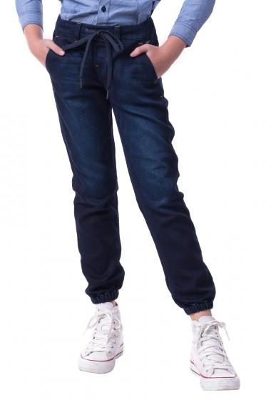 Mc mini กางเกงยีนส์ขาจั๊ม