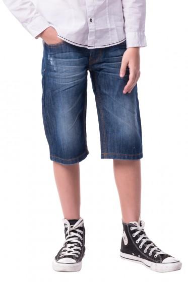 Mc mini กางเกงยีนส์ขาสั้น