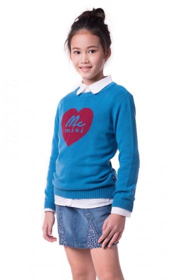 Mc mini เสื้อแขนยาว