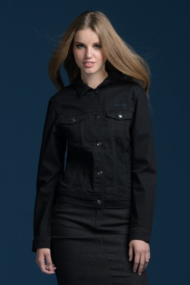 Mc Lady เสื้อคลุมยีนส์
