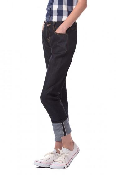 Mc Jeans กางเกงยีนส์ทรงขาเดฟ ริมแดง