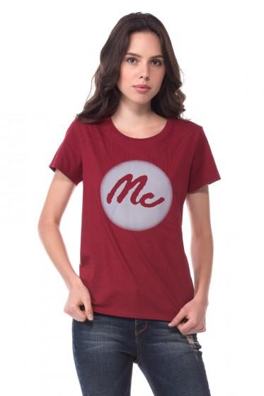 Mc Jeans เสื้อยืดคอกลม