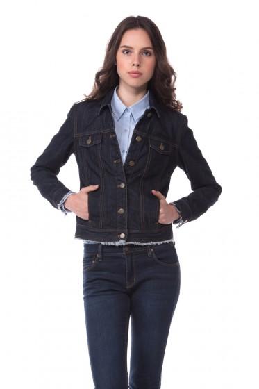 Mc Jeans เสื้อคลุมยีนส์ ดีเทลชายรุ่ย