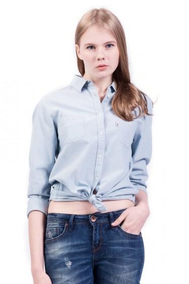 Mc Jeans เสื้อเชิ๊ตแขนยาว