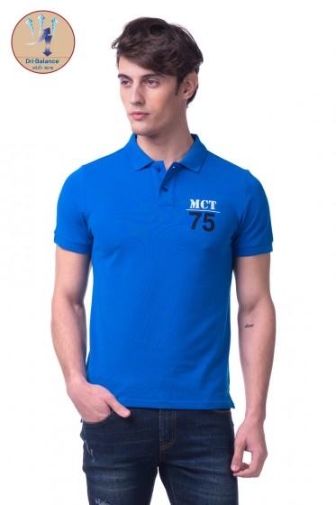 McT เสื้อโปโลแขนสั้น
