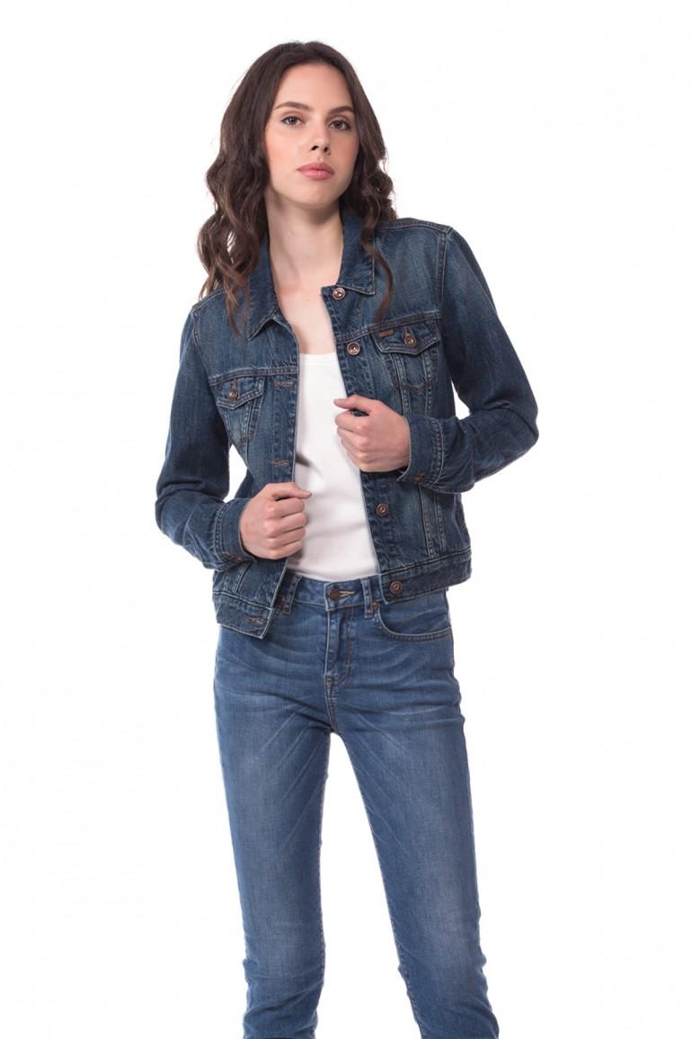 Mc Jeans เสื้อคลุมยีนส์  KAIHARA