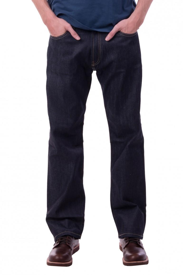 The Blue Brothers กางเกงยีนส์ทรงขากระบอก ผ้านำเข้าจากญี่ปุ่น